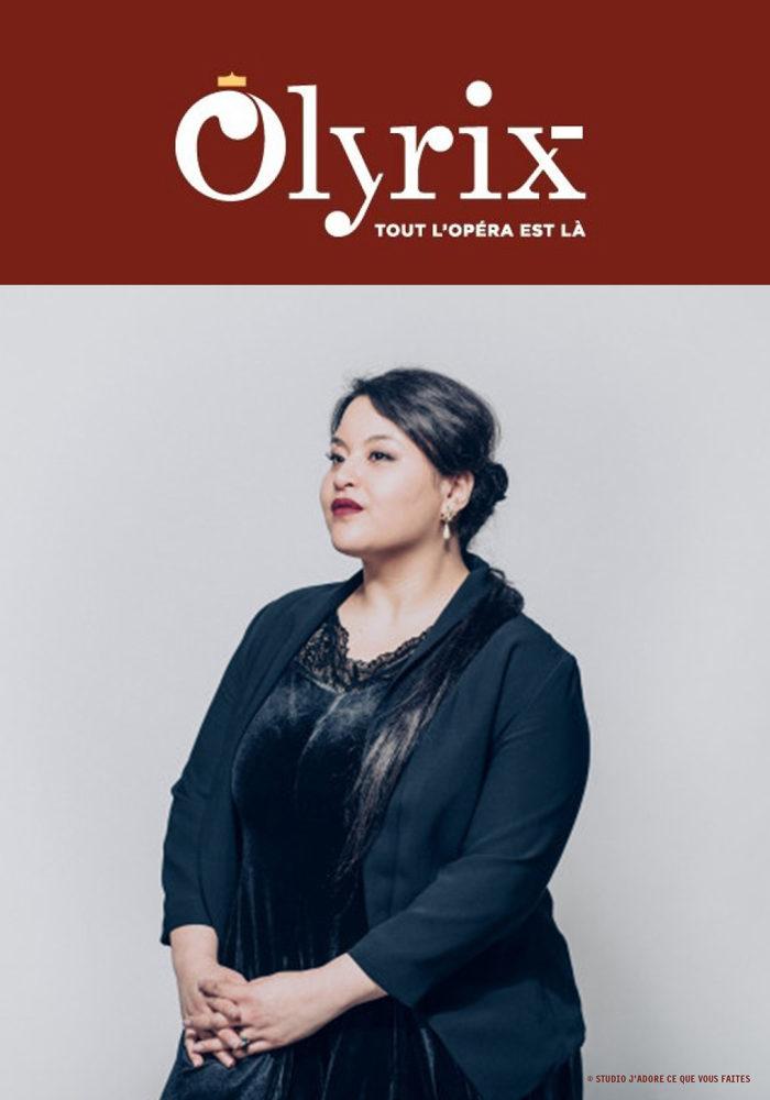 Angélique Boudeville – Olyrix