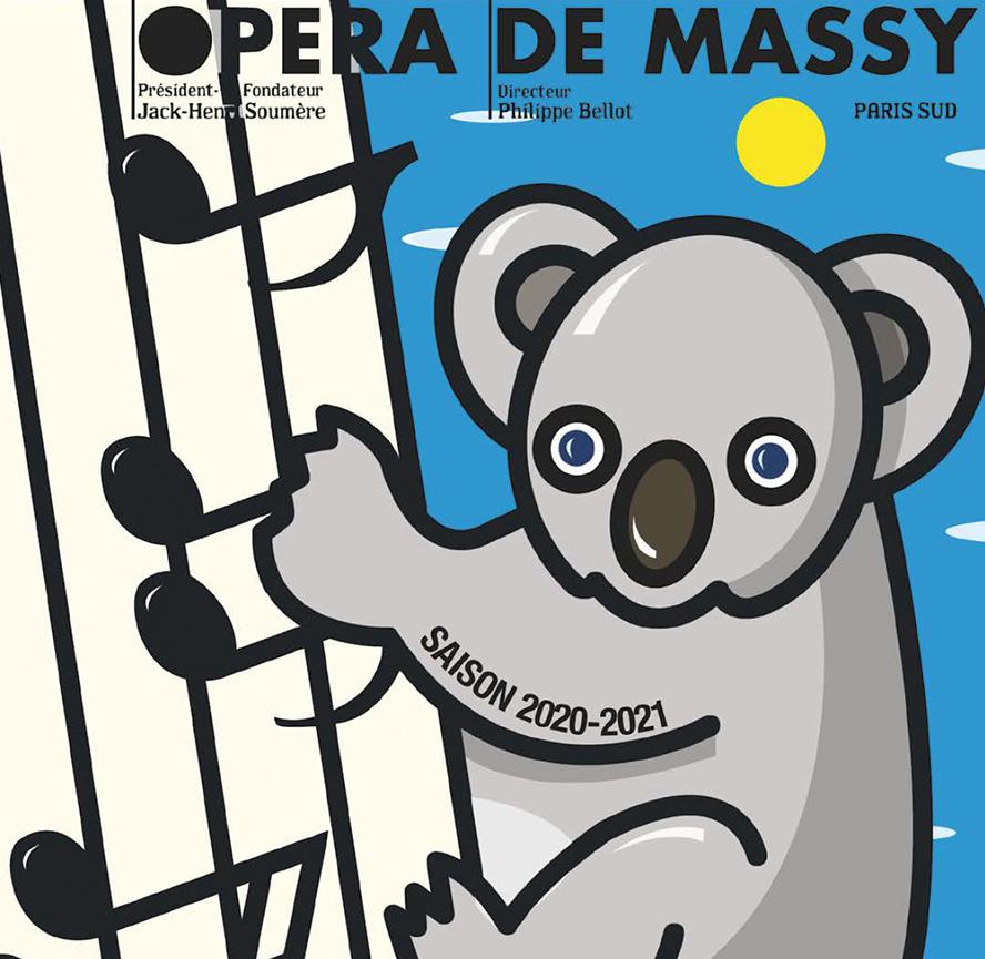 Angélique Boudeville - Opéra de Massy