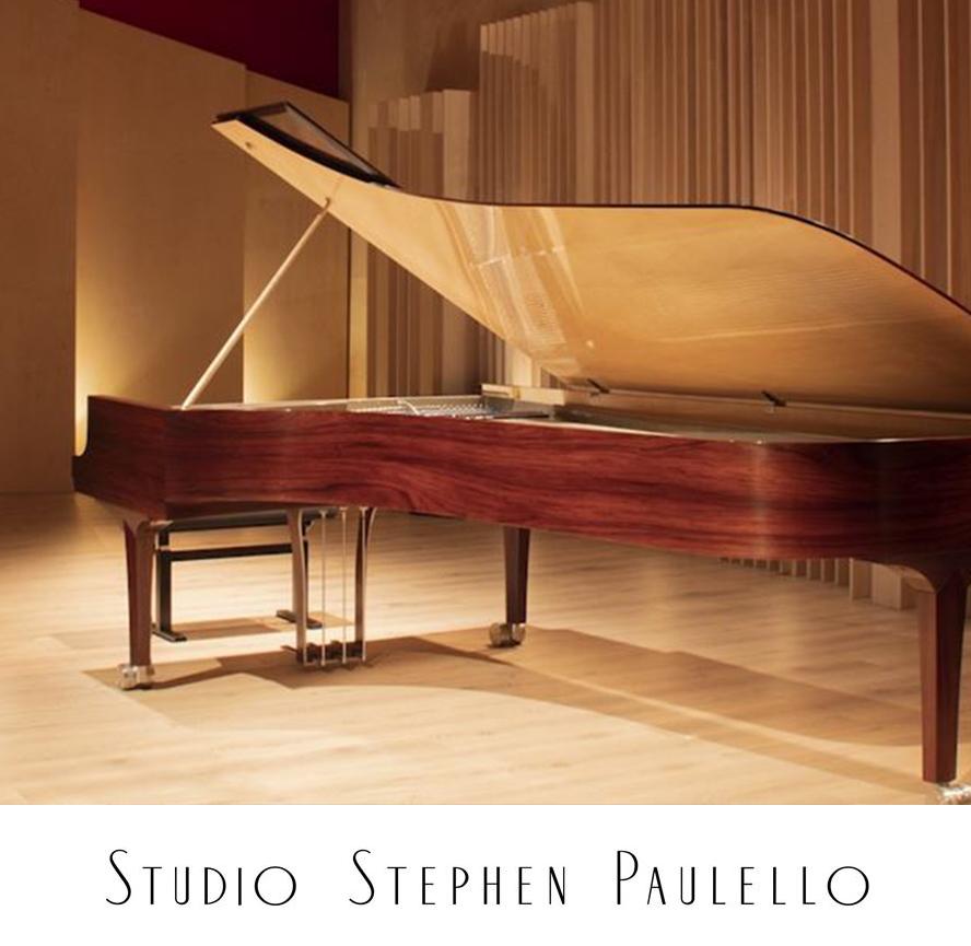 Angélique Boudeville - Studio StephenPaulello