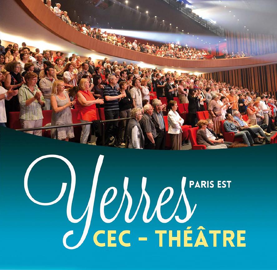 Angelique Boudeville - théâtre de Yerres